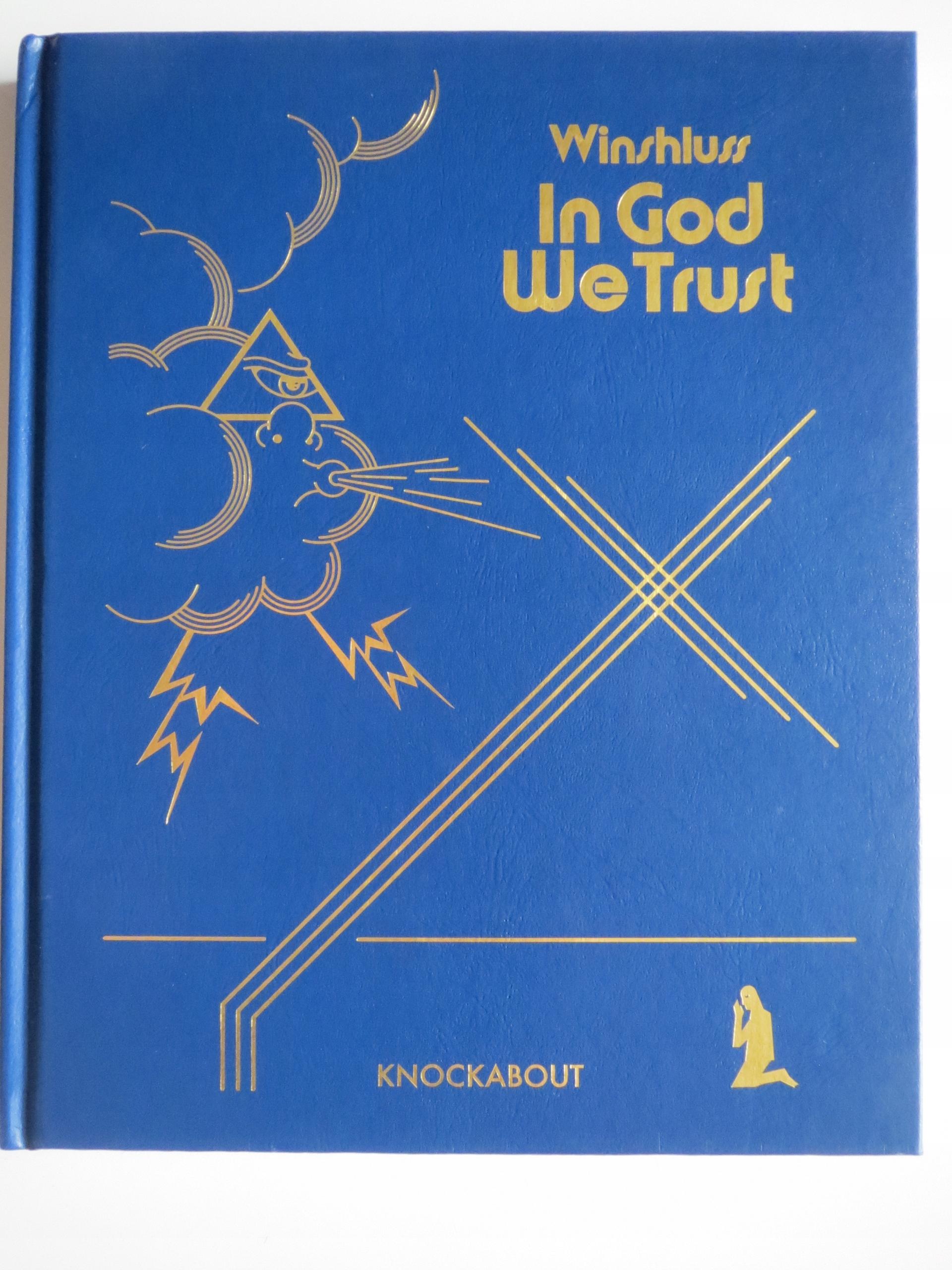 Winhluss od Pinokia IN GOD WE TRUST
