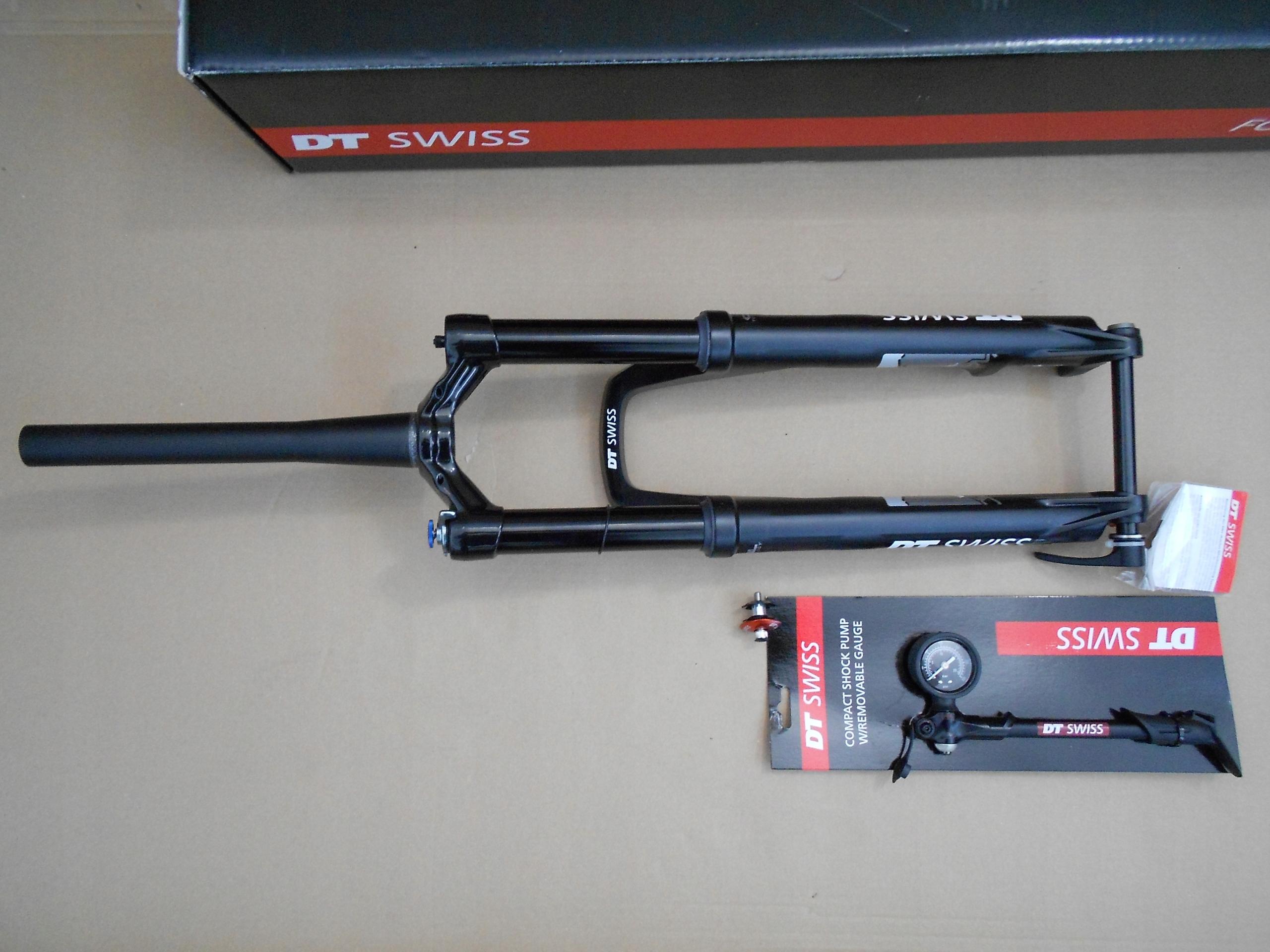 Amortyzator Dt Swiss OPM ODL 27,5.15mm.nowy