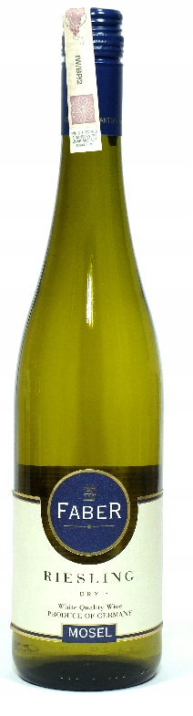 Riesling Mosel dry 2017. 0,75 l
