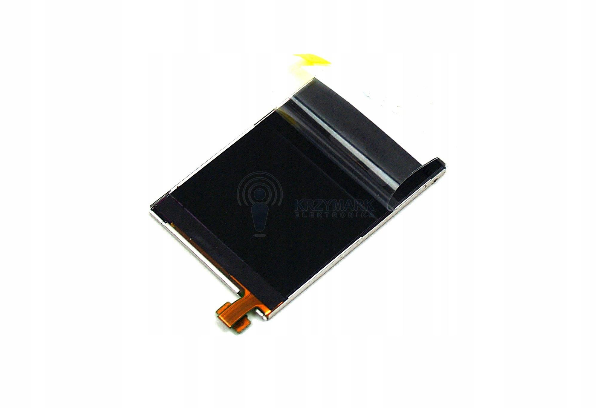 WYŚWIETLACZ EKRAN LCD NOKIA C3-01 X3-02 2710 X2 C5