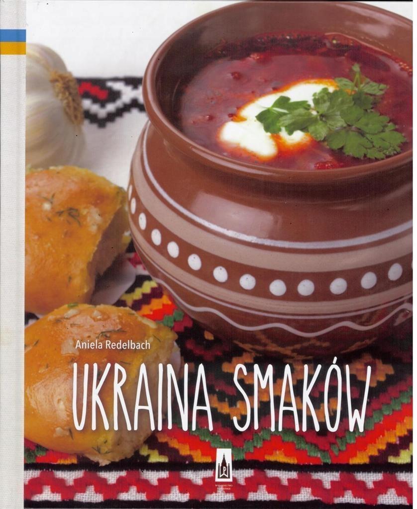 UKRAINA SMAKÓW, ANIELA REDELBACH