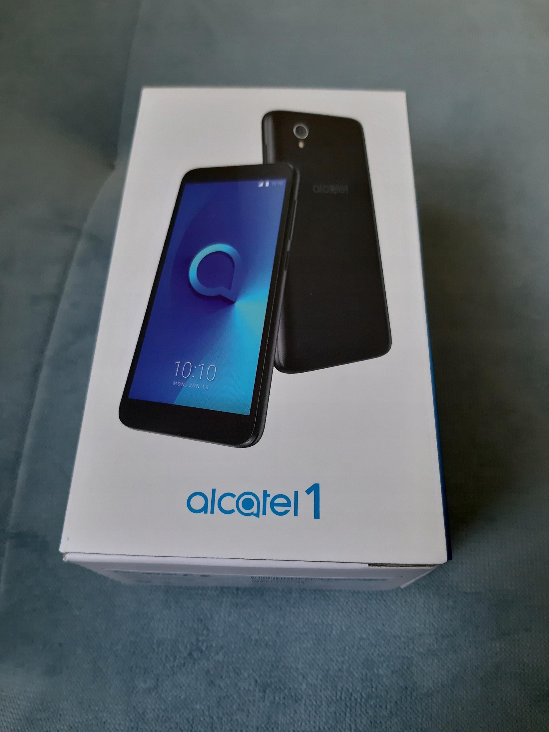 ALCATEL 1 DUAL SIM 8GB - czarny