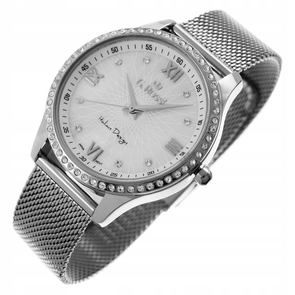 Zegarek Damski Gino Rossi 6748B-3C1 od alltoall