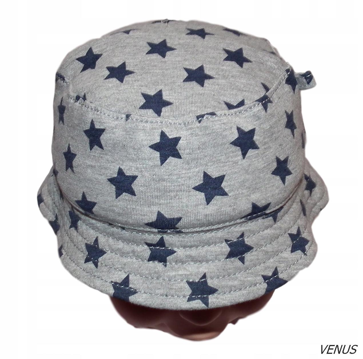 GEORGE NOWY kapelusz letni roz 56-62 cm