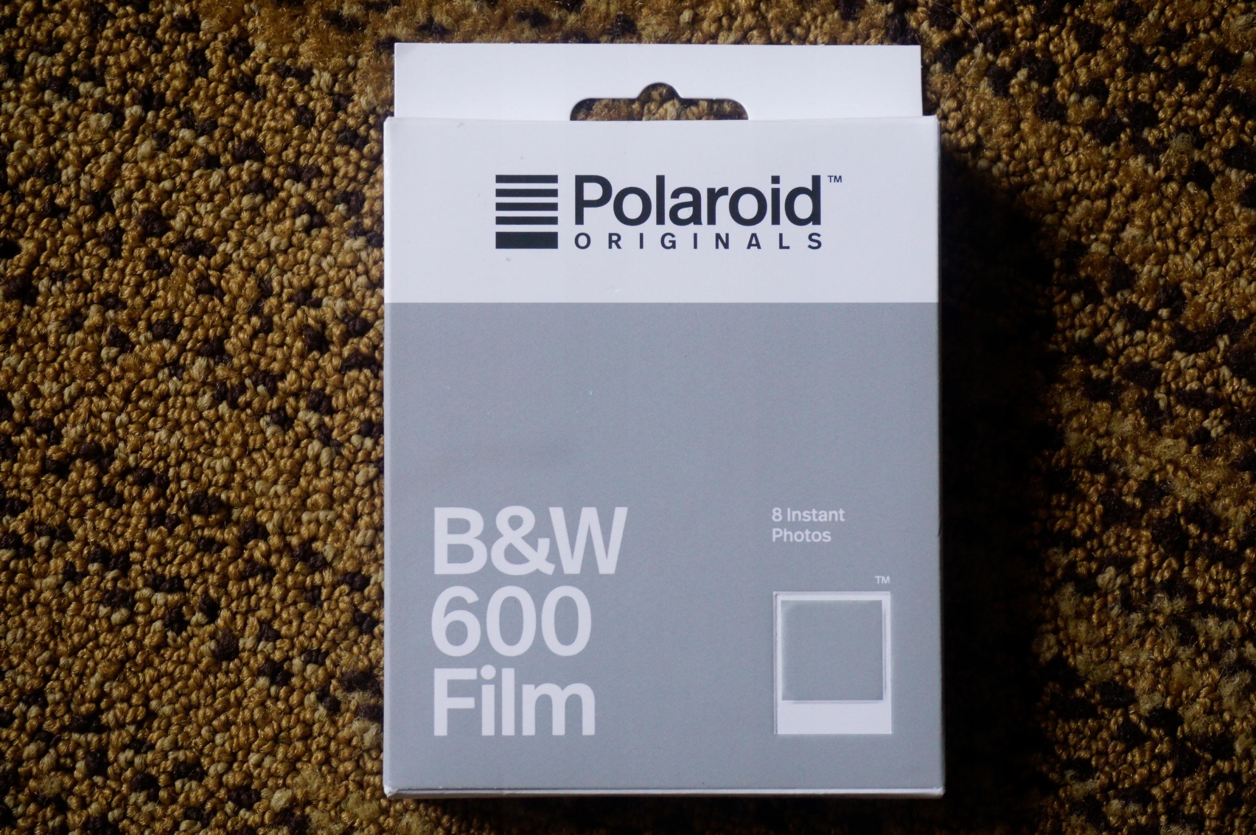 POLAROID BW600 wkład