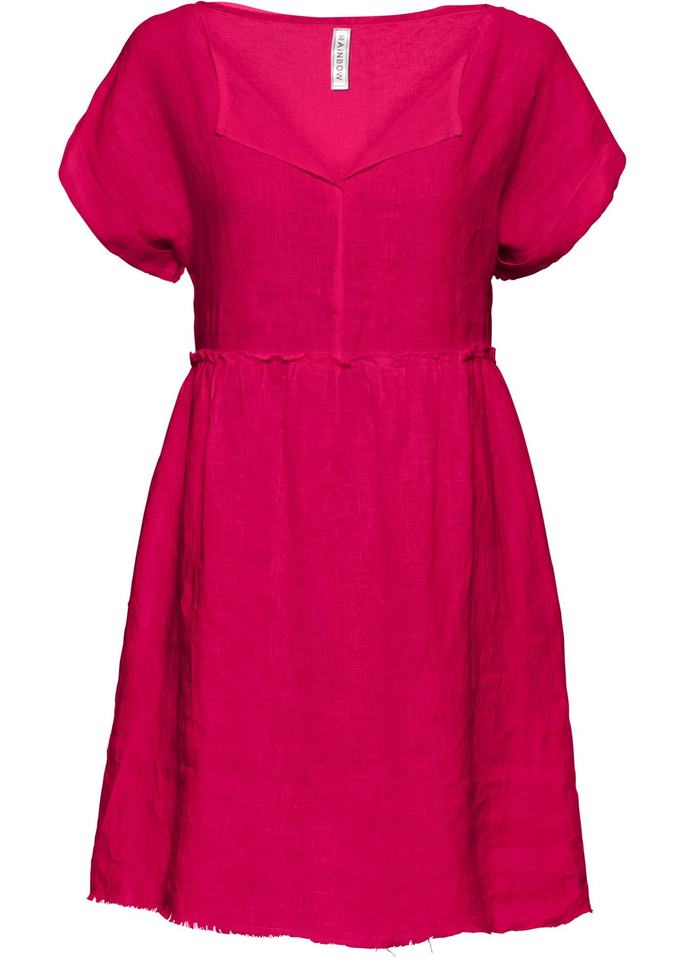M325 BPC Sukienka z dekoltem w serek r.38