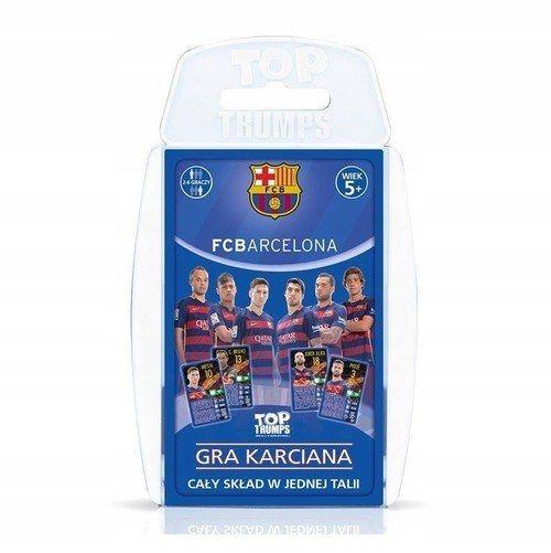 GRA Top Trumps FC Barcelona
