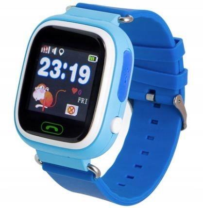 Smartwatch Dziecięcy Garett Kids 2 Niebieski