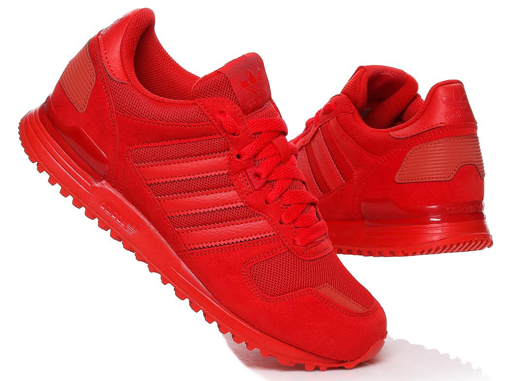 adidas zx 700 damskie czerwone