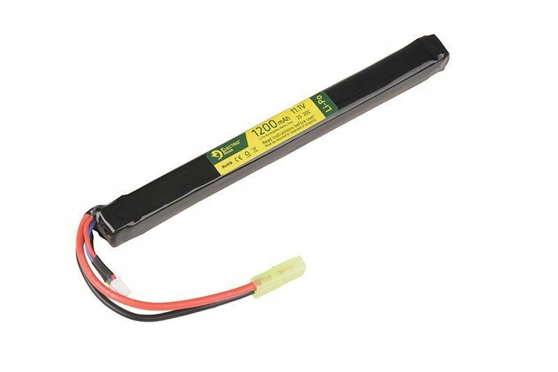 ElectroRiver - Akumulator LiPo 11,1V 1200mAh 20C