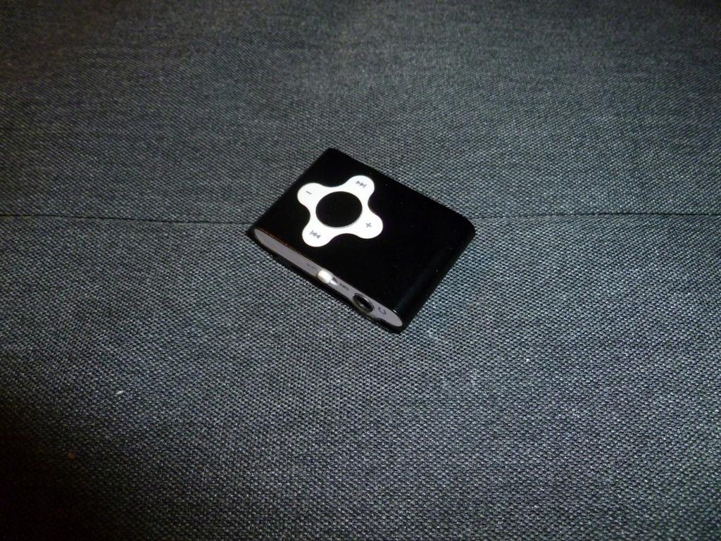 Odtwarzacz Mp3 1GB Kostka