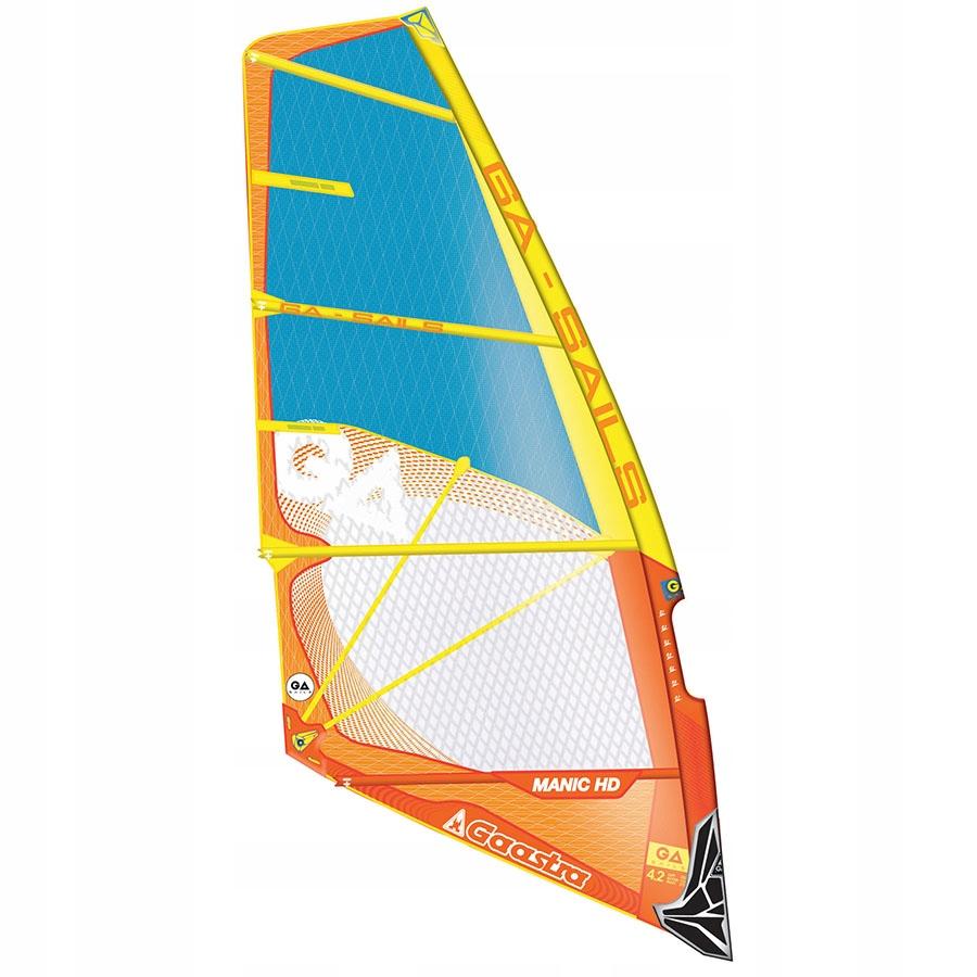 Żagiel windsurf GAASTRA 2017 Manic HD 4.0 - C1