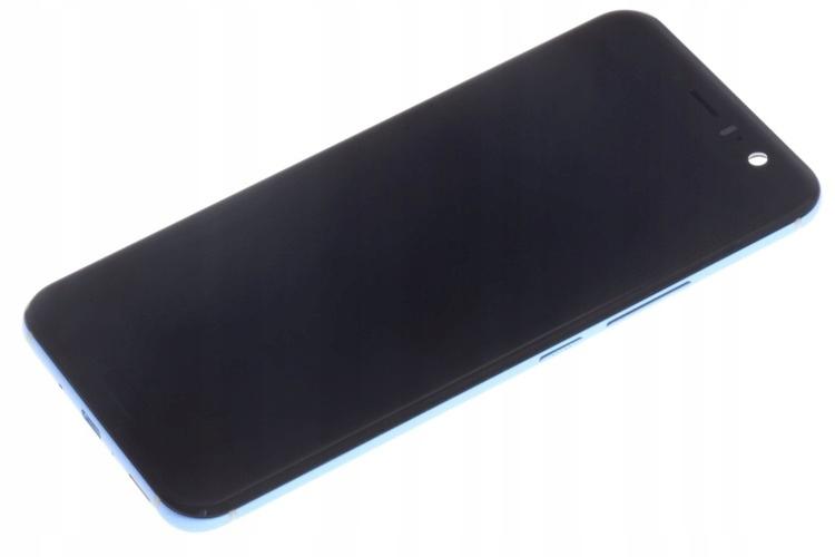 ORYGINALNY WYŚWIETLACZ LCD DOTYK HTC U11 NIEBIESKI