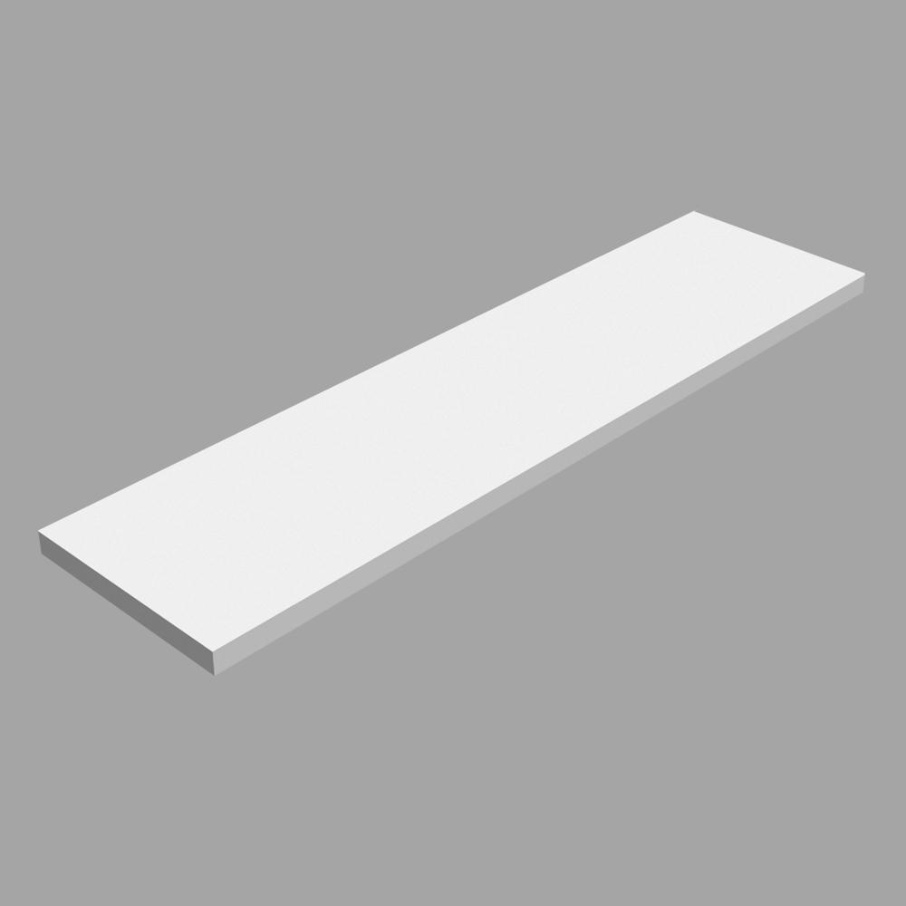 Półka Laminowana Lss 600x150 Biały 7476833867 Oficjalne