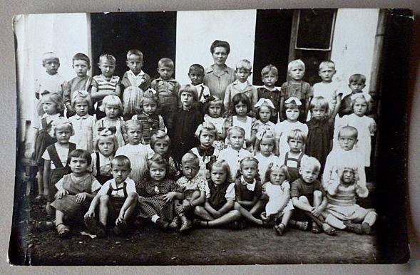 zdjęcie dzieci przedszkole Sosnowiec Niwka