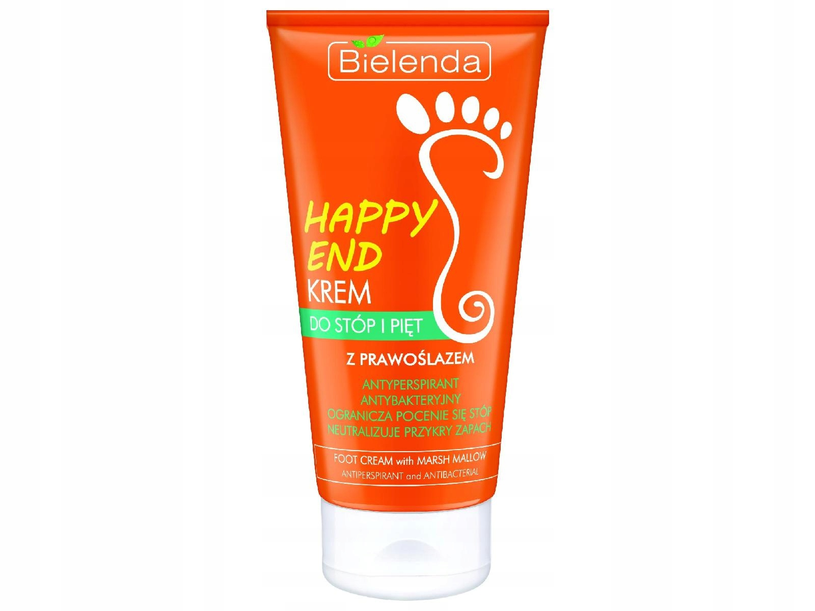 Bielenda Happy End Krem do stóp i pięt z 125ml