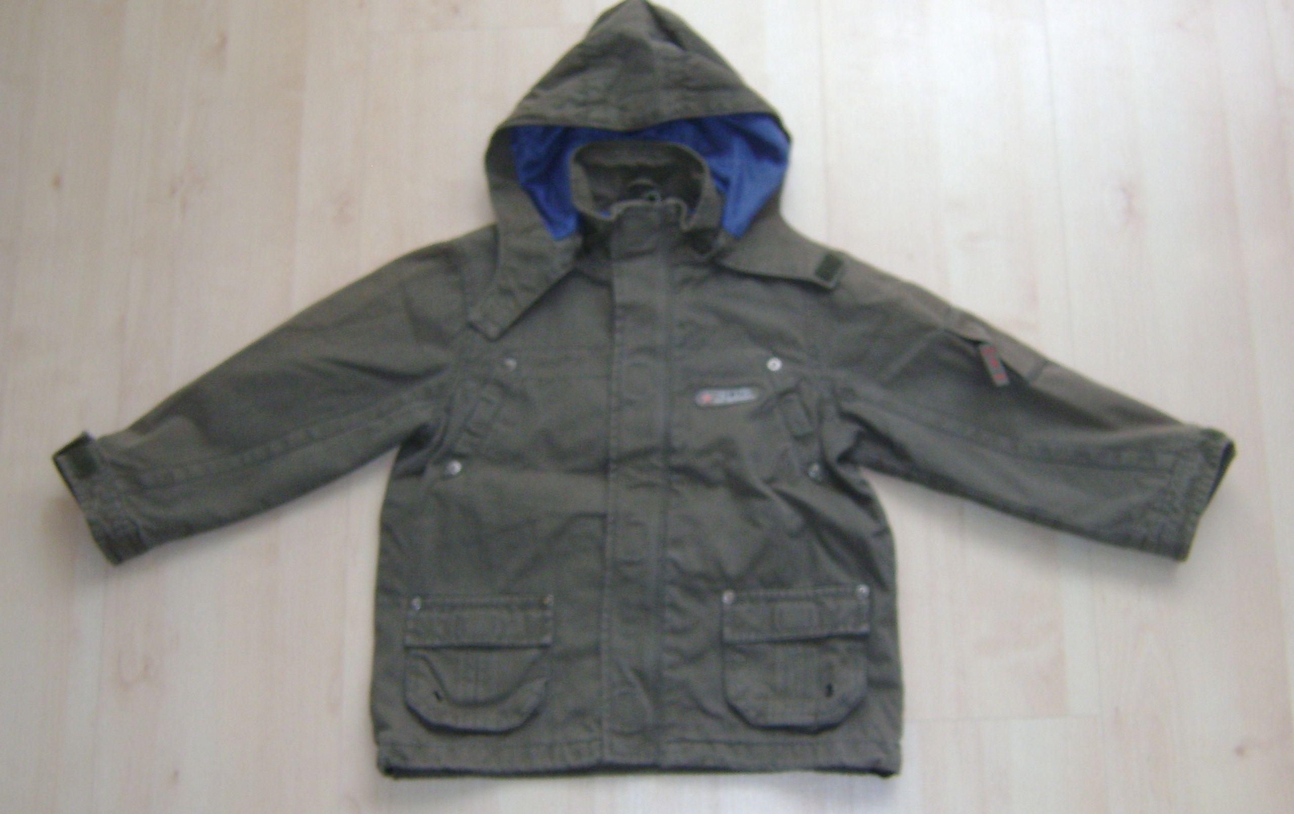 CAMPUS kurtka dla chłopca wiosna ROZ 110