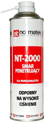 NORMATEK NT-2000 SMAR PENETRUJĄCY 500ML