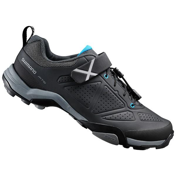 Turystyczne buty SPD Shimano SH-MT500 czarne 43