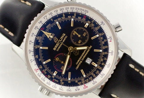 BREITLING NAVITIMER CHRONO MATIC LIMITED 40MM
