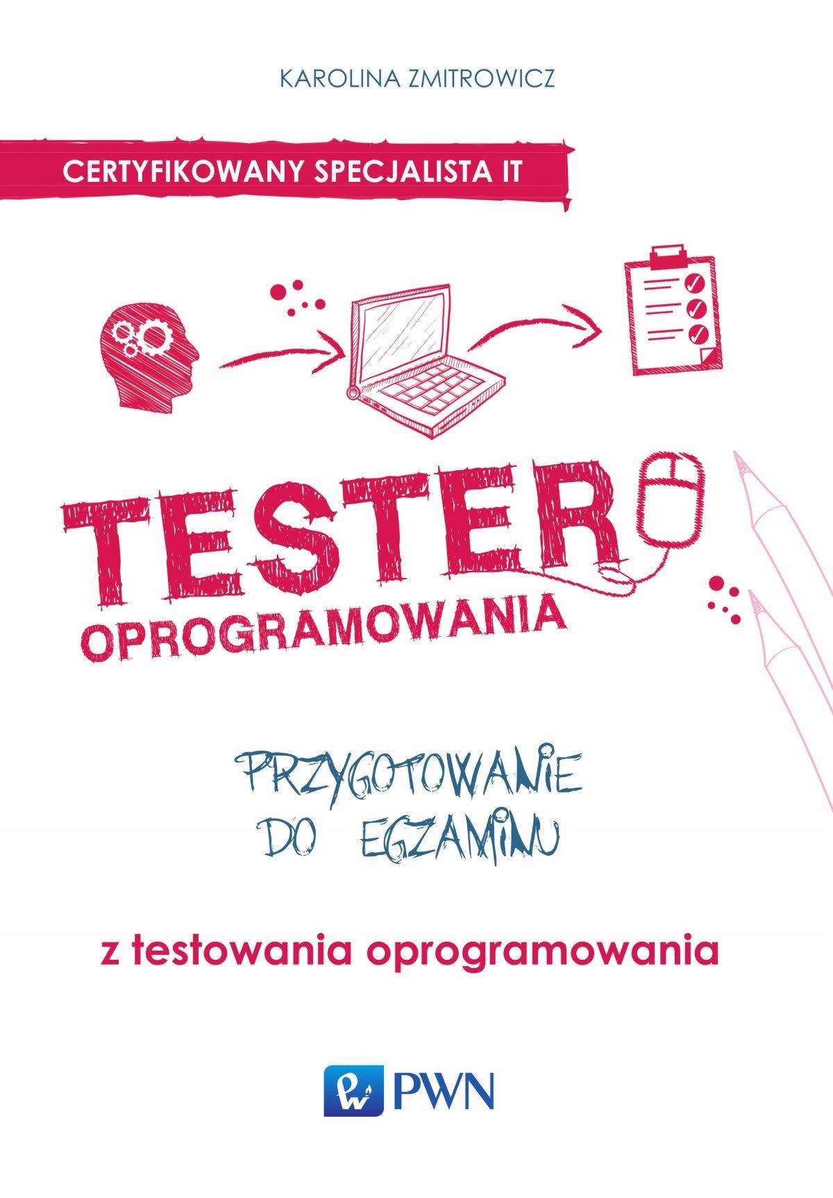 Tester oprogramowania Karolina Zmitrowicz