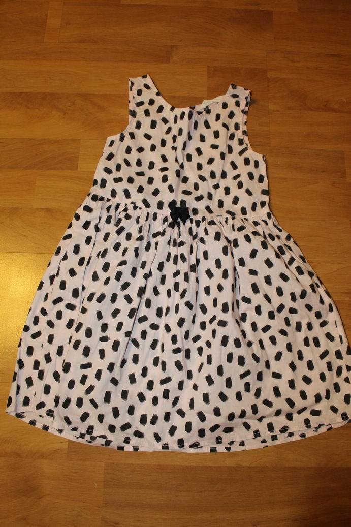 elegancka sukienka H&M 110