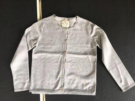 ZARA sweter kardigan rozm 128