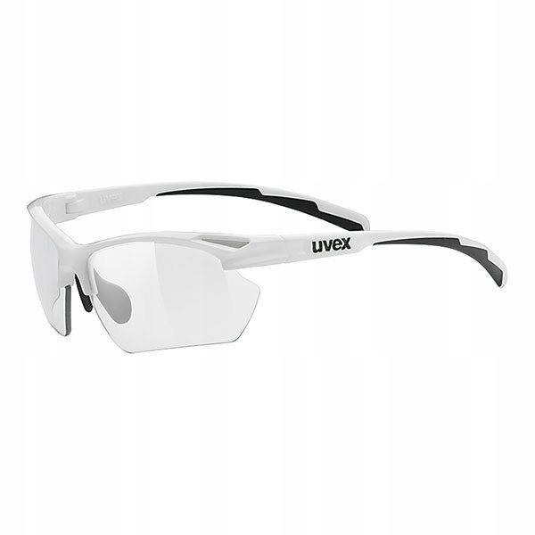 R7327 UVEX Okulary Sportstyle białe 802