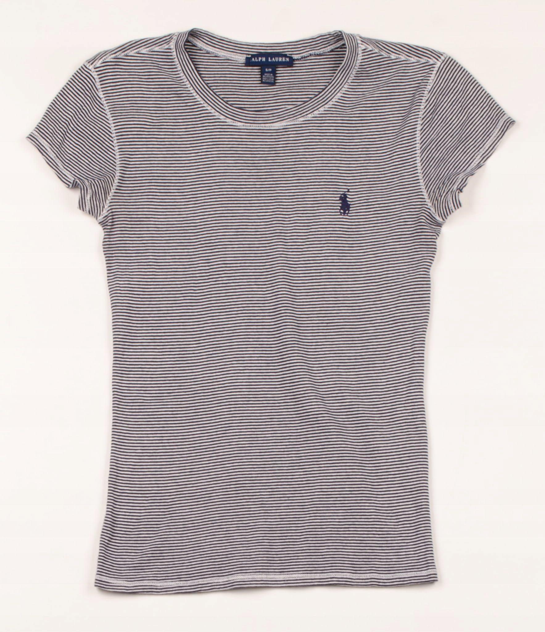 33436 Ralph Lauren T-shirt Koszulka Damska S