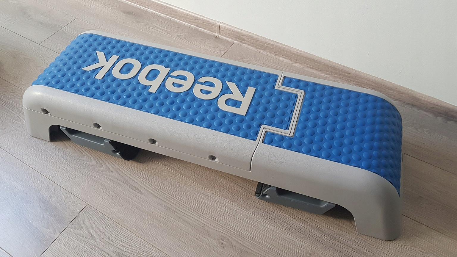 Reebok Deck step ławeczka do ćwiczeń nowa
