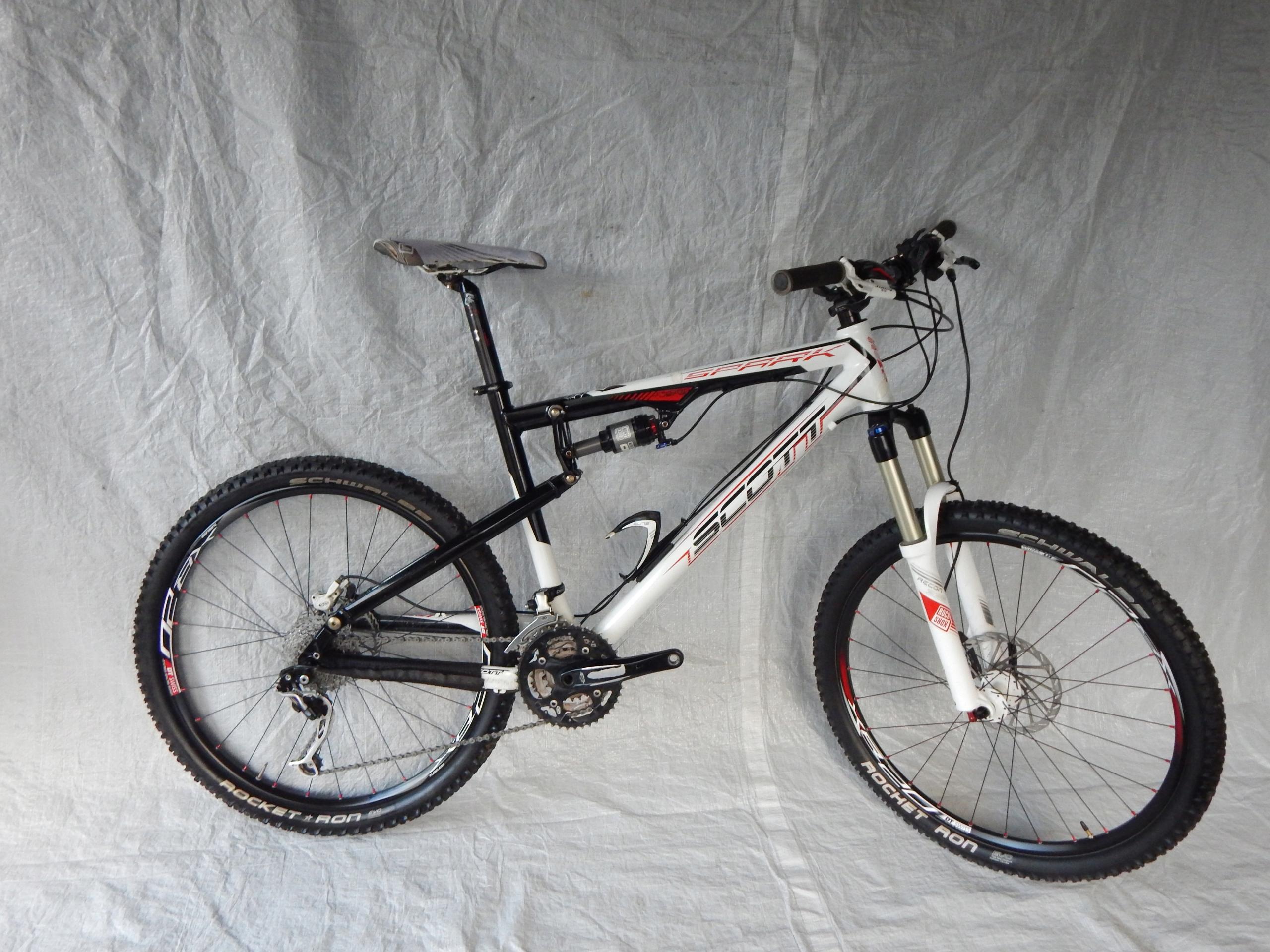 Scott Spark 50 XT