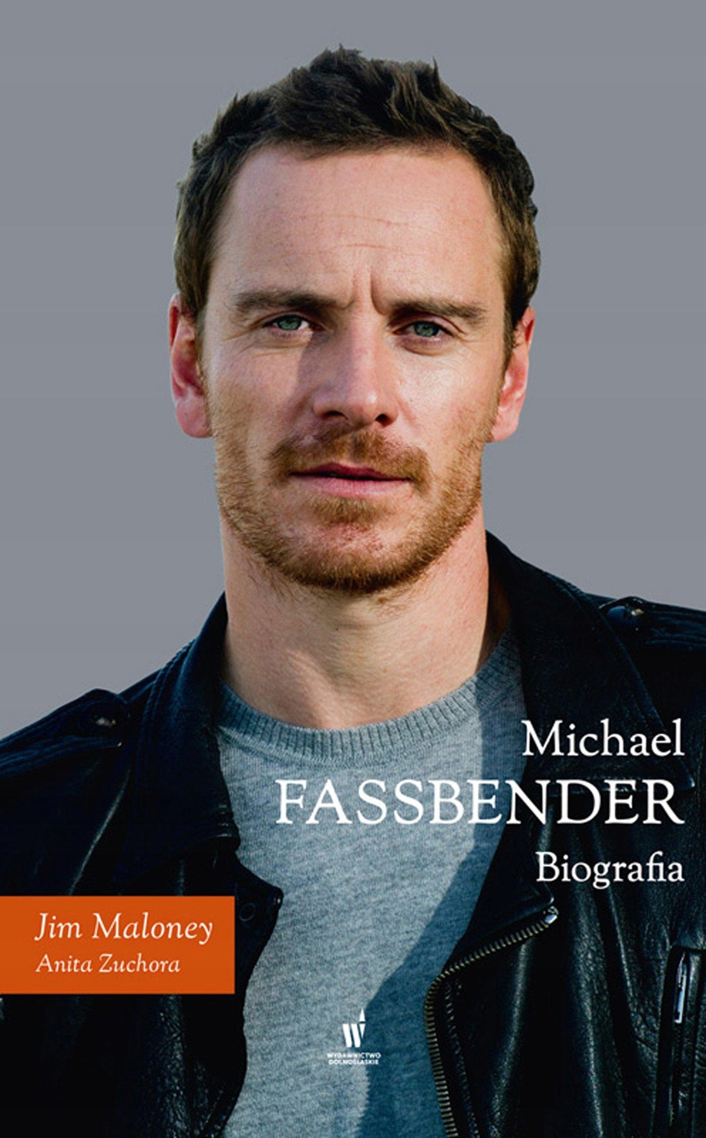 Michael Fassbender. Biografia Anita Zuchora