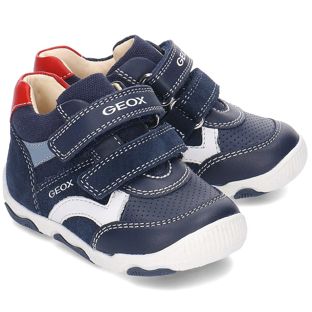 GEOX Baby New Balu Sneakersy R.24