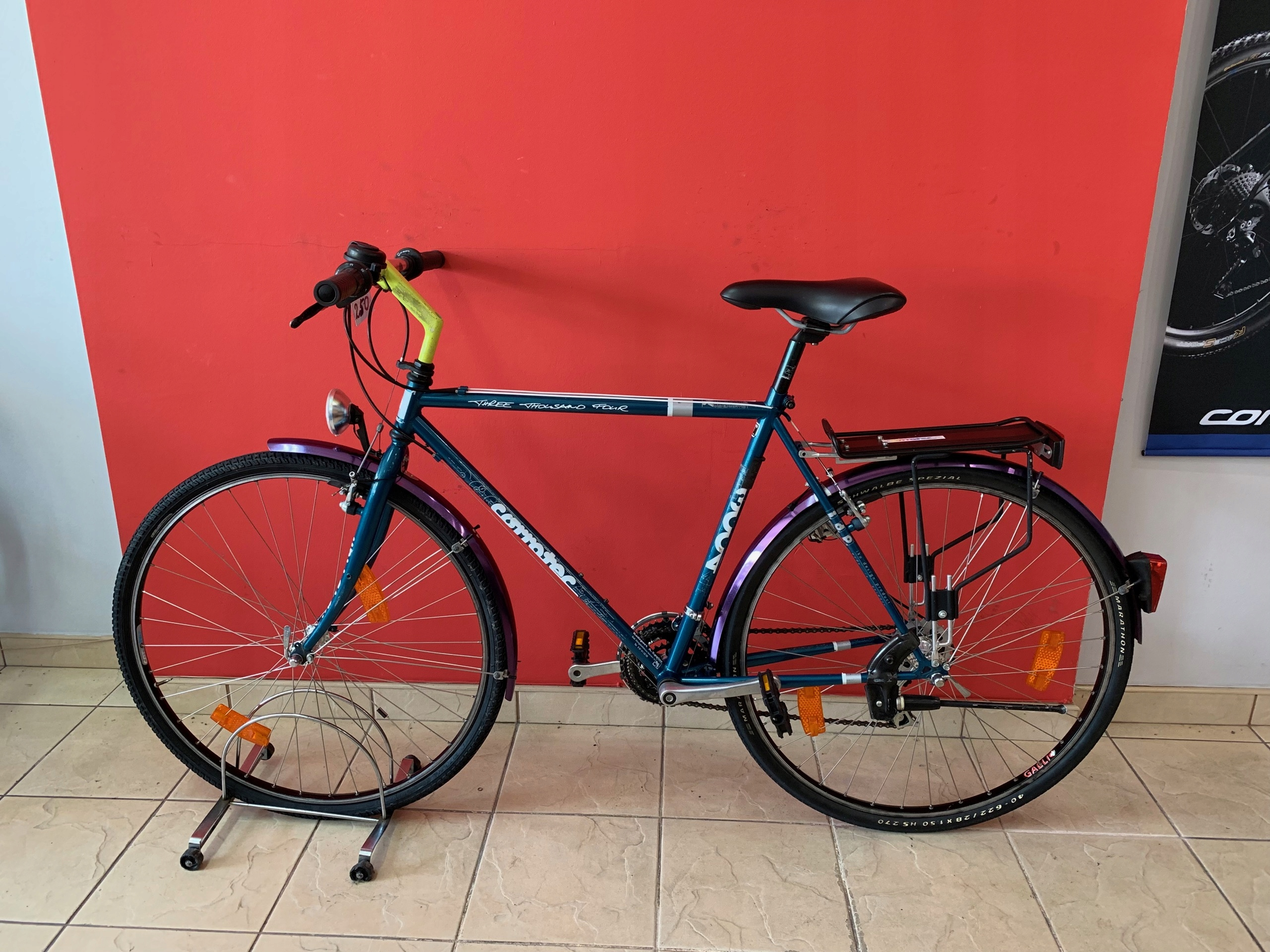 Rower Trekkingowy Corratec 3004 28'' Alivio,STX