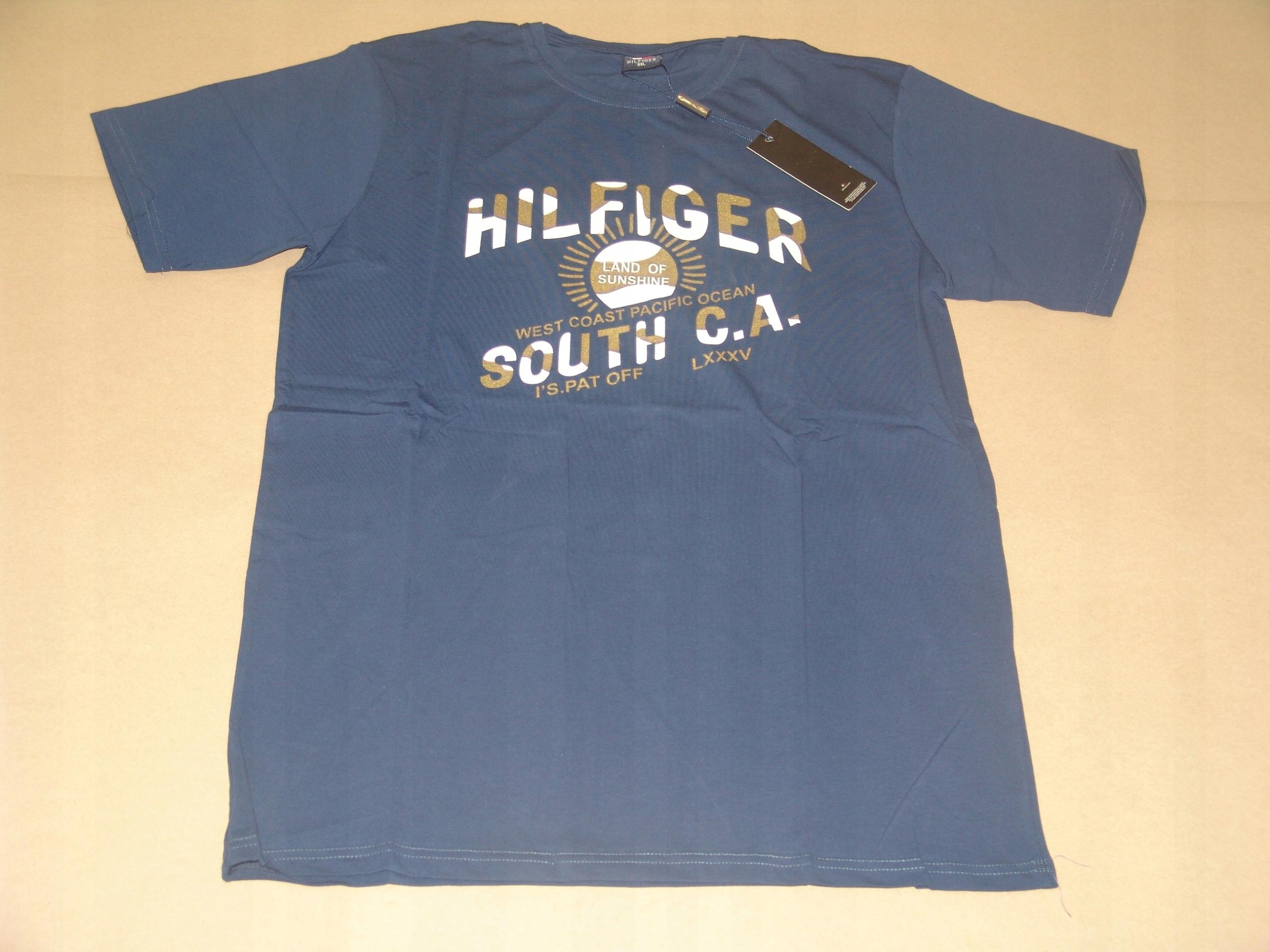 0ffe2aced Tanio,nowy,oryginalny t-shirt TOMMY HILFIGER r.2XL - 7513566420 ...