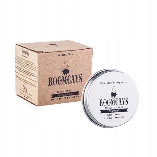 Roomcays wosk modelujący wąsy