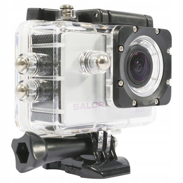 Kamera sportowa Ultra HD 4K WiFi MOCNA obudowa