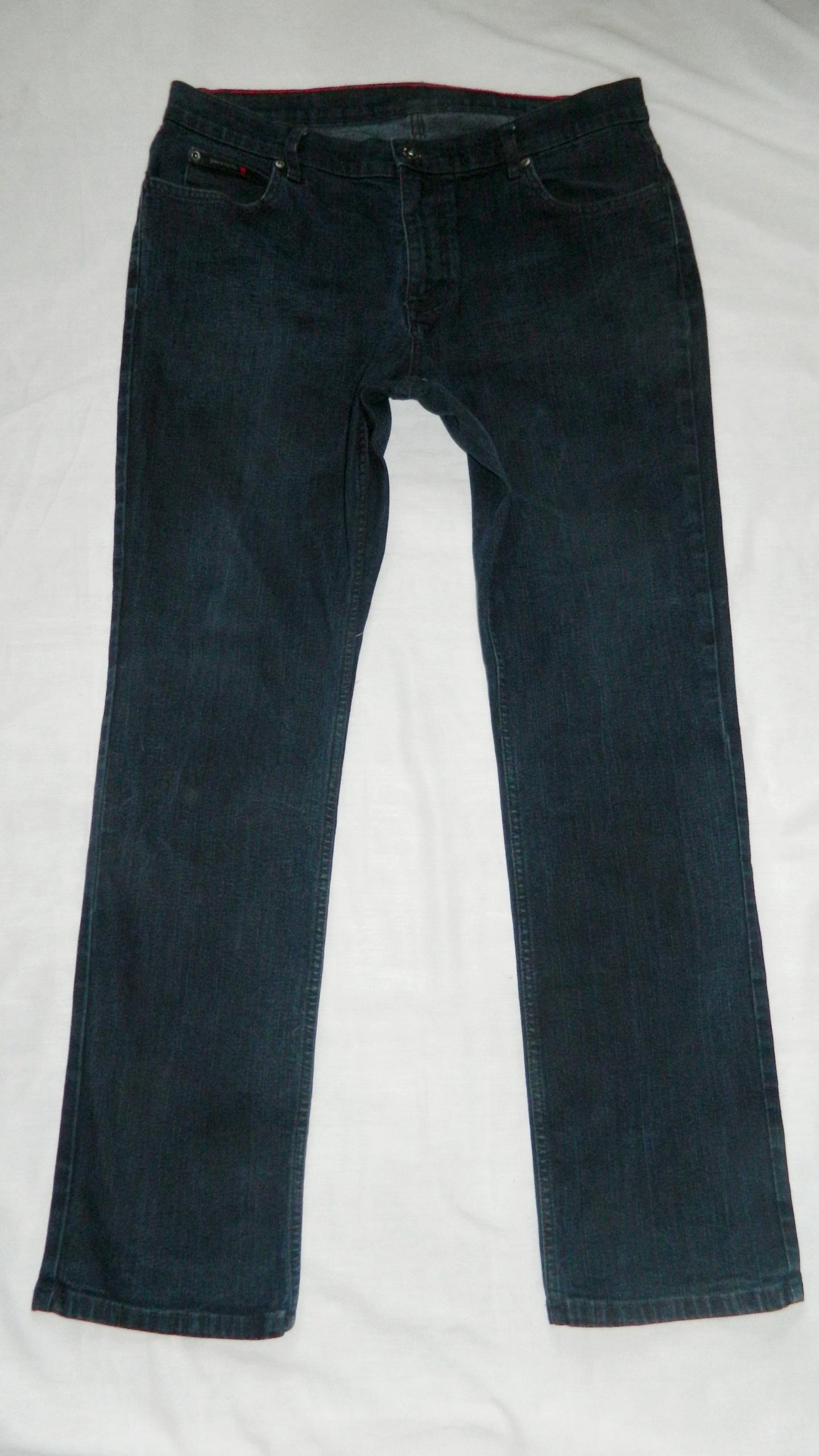 PIERRE CARDIN jeans męskie spodnie W38 L32