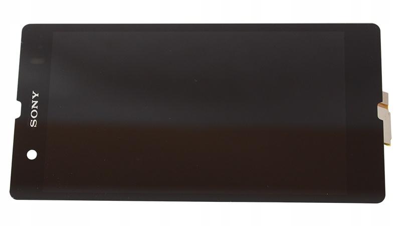 WYŚWIETLACZ LCD + DIGITIZER SONY XPERIA Z C6603