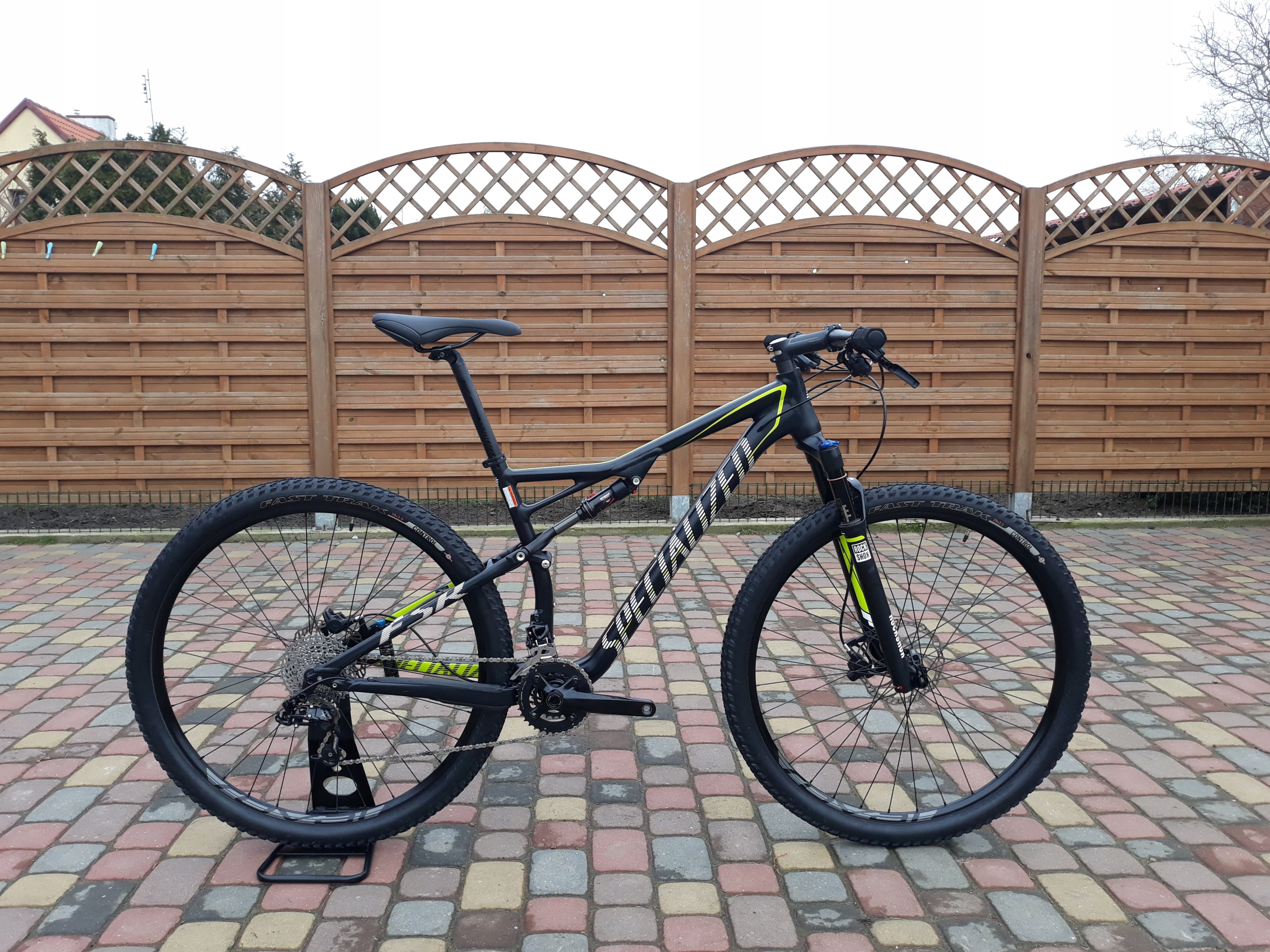 SPECIALIZED FSR EPIC COMP 29 2015 L/47cm/18.5''