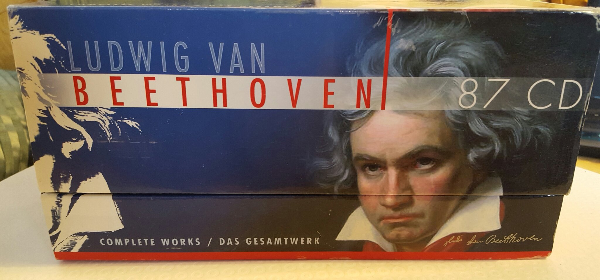 Beethoven 87 CD Complete works