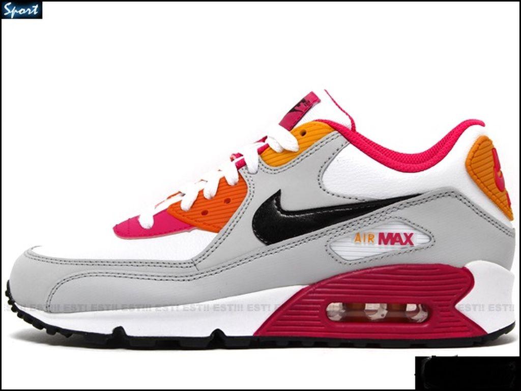 Buty damskie Nike AIR MAX 90 PREMIUM LTR 37,5 50%
