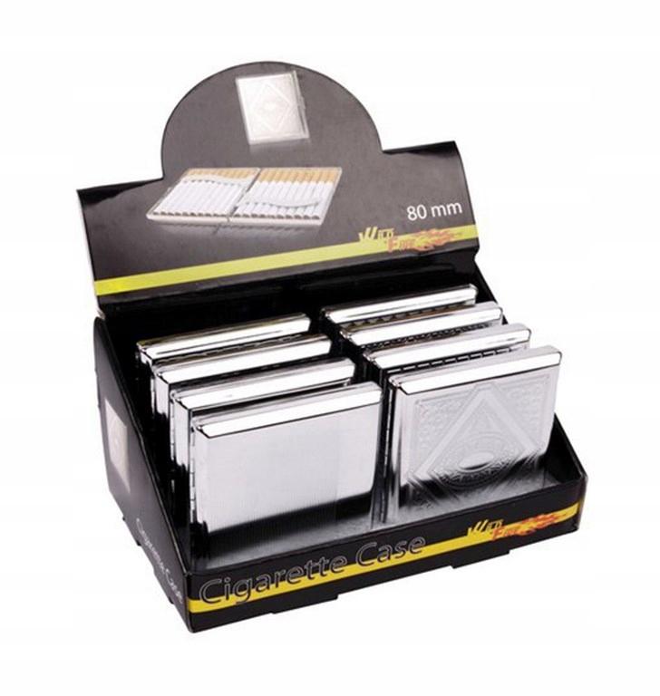 Papierośnica metalowa na papierosy Standard