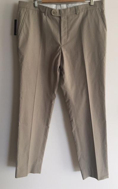 Massimo Dutti spodnie eleganckie męsk r48,pas100cm