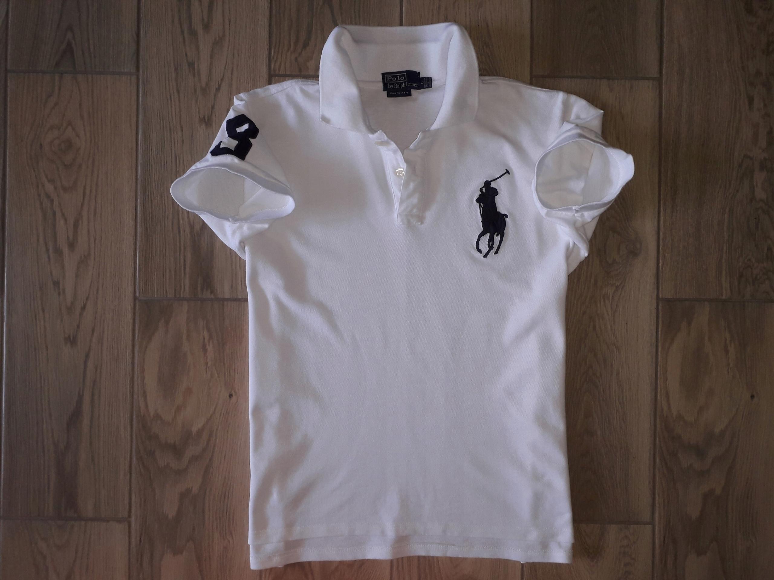 99795dc12 POLO RALPH LAUREN PONY koszulka męska polo roz.L ...