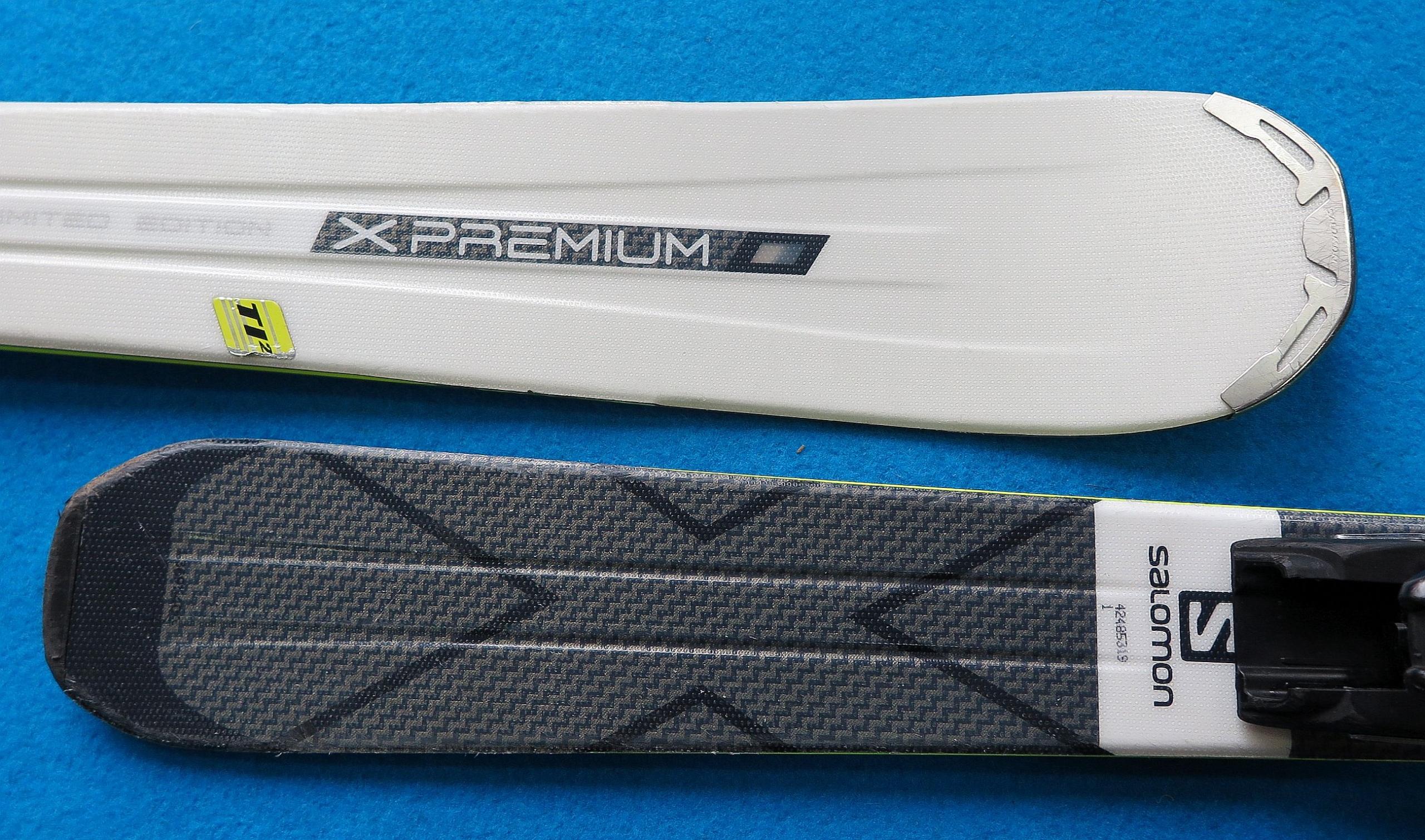 narty SALOMON X Premium Limited Edition 154 cm