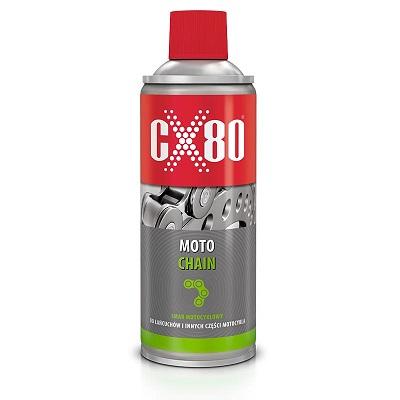 CX80 SMAR DO ŁAŃCUCHA MOTO CHAIN 500ML