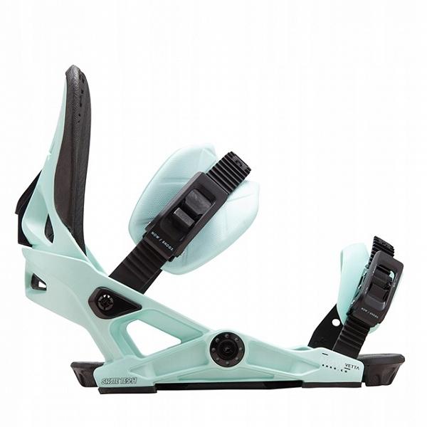 Damskie wiązania snowboardowe NOW VETTA BLUE M