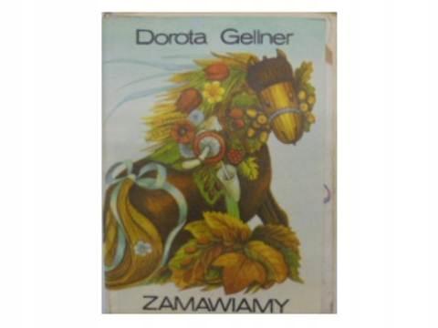 Zamawiamy - D.Gellner 1988 24h wys