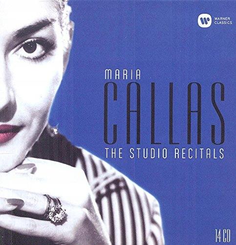 CD Callas, Maria - Studio Recitals Remastered 24-B